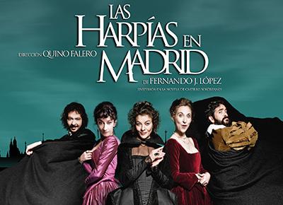 LAS HARPÍAS EN MADRID